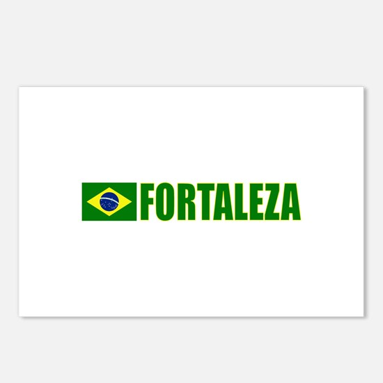 Fortaleza, Brazil Postcards (Package of 8)