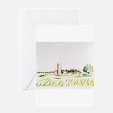 Farm - Herron Greeting Cards