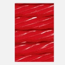 Cute Licorice Postcards (Package of 8)
