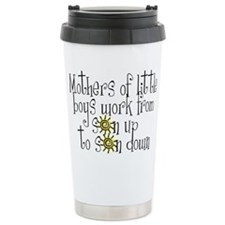 Funny Stay at home Travel Mug