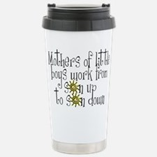 Work at home moms Travel Mug