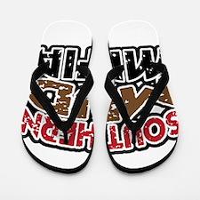 southern mud mafia Flip Flops