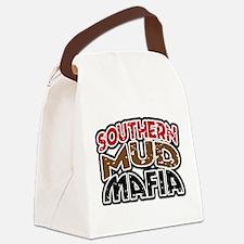 southern mud mafia Canvas Lunch Bag