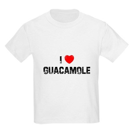I * Guacamole Kids Light T-Shirt
