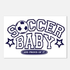 Soccer Baby Postcards (Package of 8)