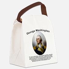 Washington: Service Canvas Lunch Bag