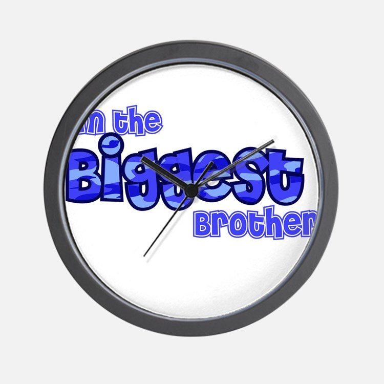 Im the biggest brother Wall Clock