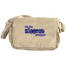 Im the biggest brother Messenger Bag