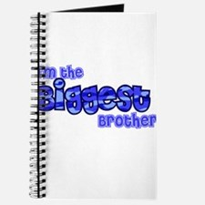 Im the biggest brother Journal