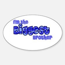 Im the biggest brother Decal