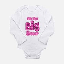 I'm The Big Sister Body Suit