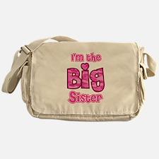 Im the big sister Messenger Bag