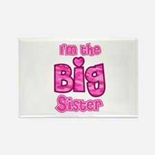 Im the big sister Magnets