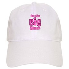 Im the big sister Baseball Baseball Cap