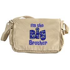 Im the big brother Messenger Bag