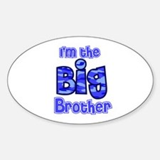 Im the big brother Decal