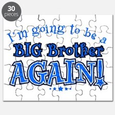 Im going to be a big brother again Puzzle