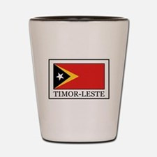 Timor-Leste Shot Glass