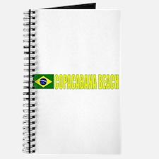 Copacabana Beach, Brazil Journal