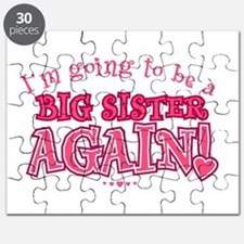Im going to be a big sister again Puzzle