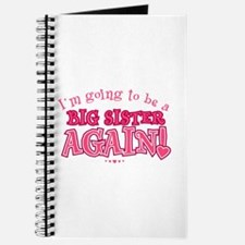Im going to be a big sister again Journal