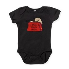 Cute Mimi Baby Bodysuit