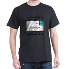 Unique Letter carriers T-Shirt