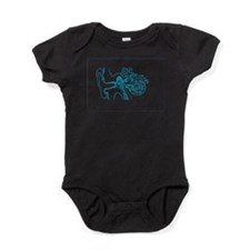 Cute Electricity Baby Bodysuit