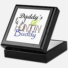 Daddys lil huntin Buddy Keepsake Box