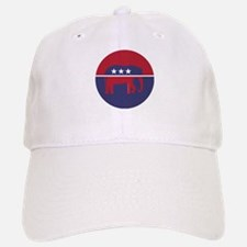 Republican Elephant (DT) Baseball Baseball Baseball Cap