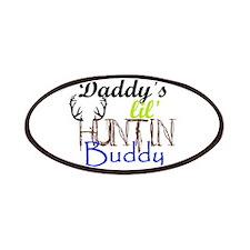 Daddys lil huntin Buddy Patch