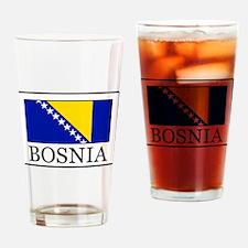 Bosnia Drinking Glass