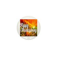 Thanksgiving Mini Button (100 pack)