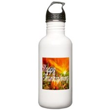 Thanksgiving Water Bottle