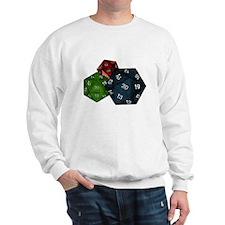 Unique Dice Sweatshirt