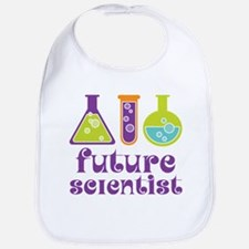 Funny Science Bib