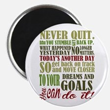 Never Quit Magnets