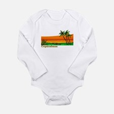 Cool Manilow Long Sleeve Infant Bodysuit