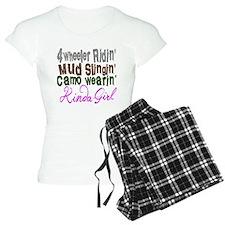 camo wearin, Pajamas