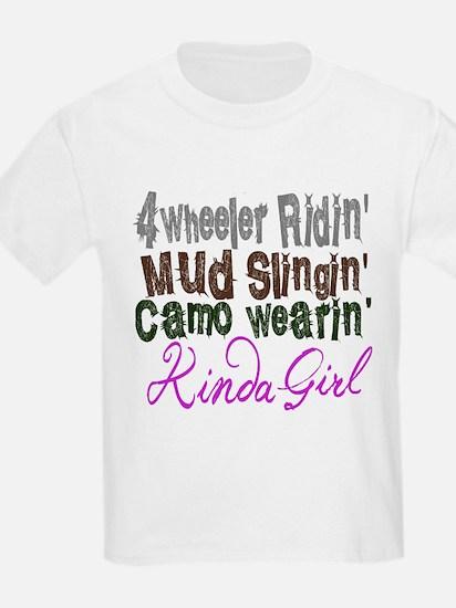 camo wearin, T-Shirt