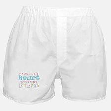 big heart: teacher, Boxer Shorts
