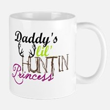 Daddys lil huntin princess Mugs