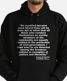 Washington: Equal Protection Hoodie