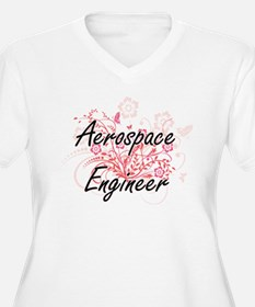 Aerospace Engineer Artistic Job Plus Size T-Shirt