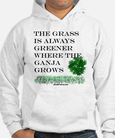 The Grass is Always Greener wher Hoodie