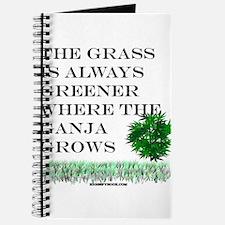 The Grass is Always Greener where the Ganj Journal