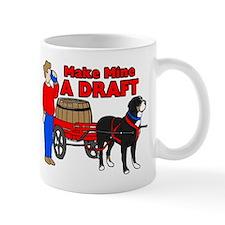Unique Swiss mountain dog Mug