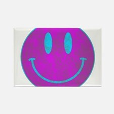 Happy FACE Turq EYES s Magnets