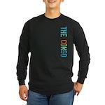 The Congo Long Sleeve Dark T-Shirt