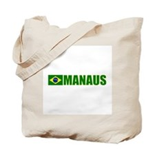 Manaus, Brazil Tote Bag